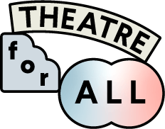 THEATRE for ALL ロゴ